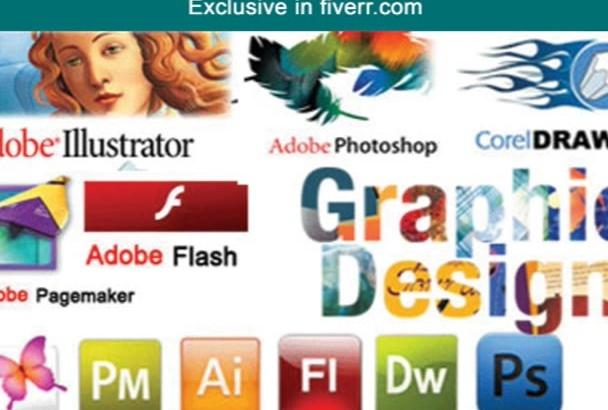 do graphics design work