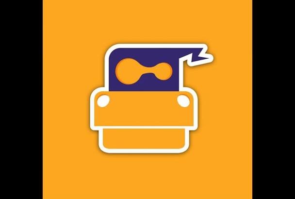 design Minimalist Vector Logo