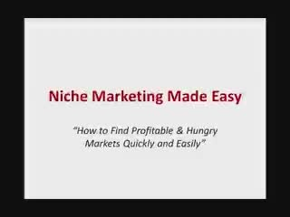 find Profitable and Hungry Markets Quickly and Easily