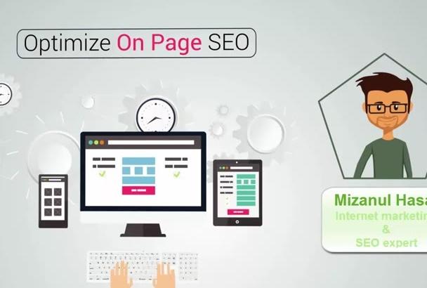 do perfect On Page SEO Optimization