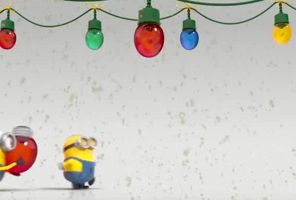 make you a minion CHRISTMAS special