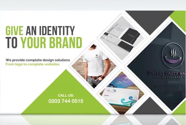 create an Agency Standard Logo