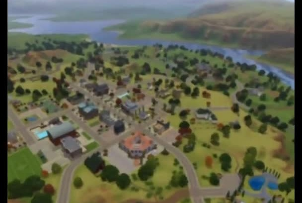 turn your story or idea into a short sims  movie
