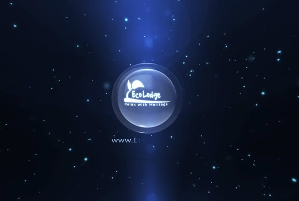 create logo animations or video intro