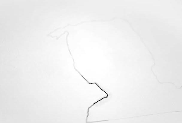 make a sketch of you
