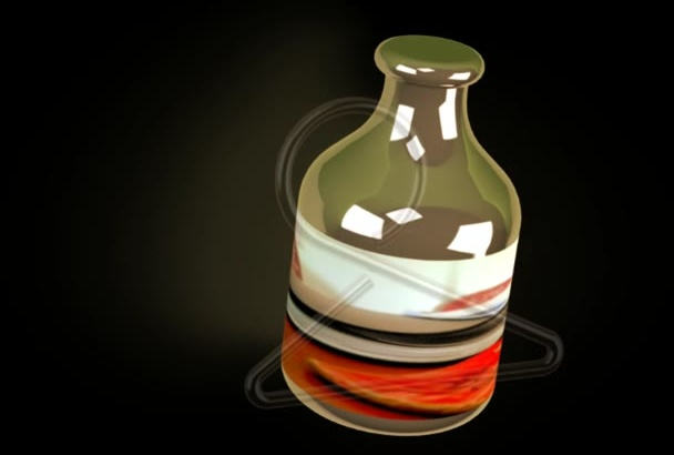 create rendering image for your 3D model or object