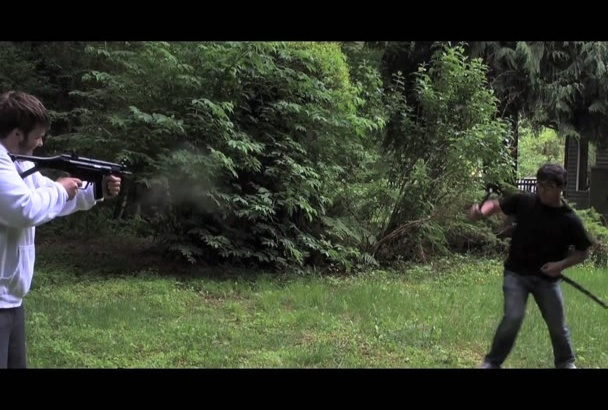 add visual effects to your film or video