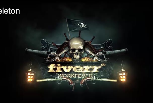 make Warrior, Pirate and American Intro for you