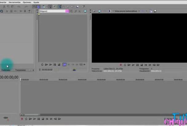 editando videos y mejorando la calidad de los mismos
