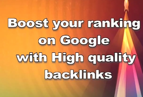 create Quality Back links for your website or youtube