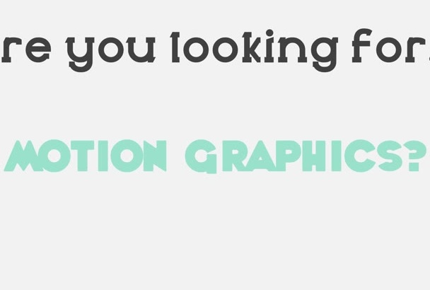create you a detailed animation
