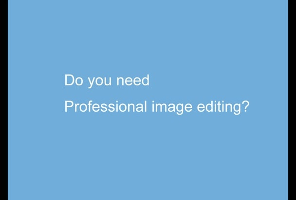 do photoshop editing work