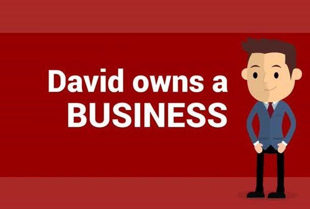make business explainer animation for you