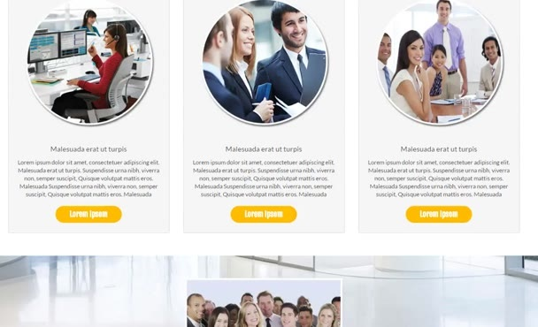 create an awesome sales page or squeeze page