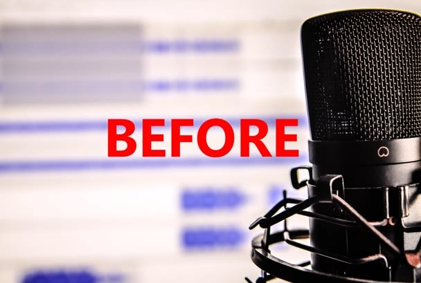 mix and edit your vocals and make it sound GREAT
