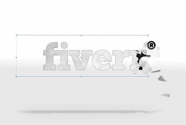 make Interactive logo animation