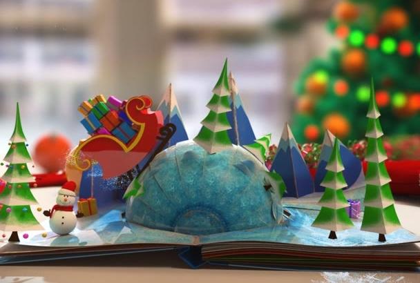 make Merry Christmas Intro