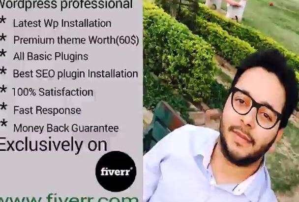 customize Wordpress, fix wp error, edit theme or css