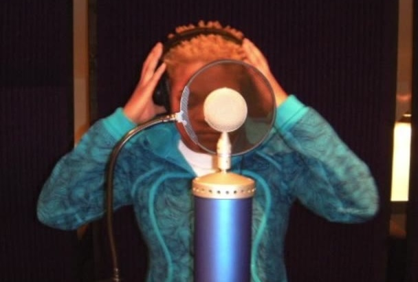 record an awesome voiceover