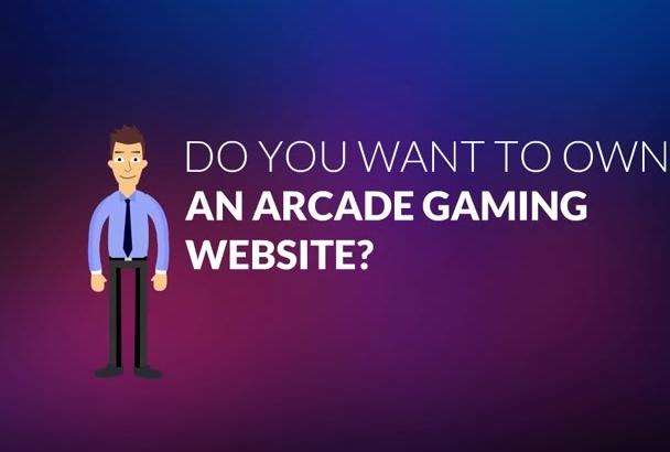 create pro wordpress GAMING website