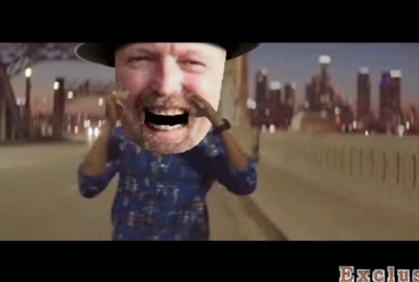 make HAPPY Gangnam style Video