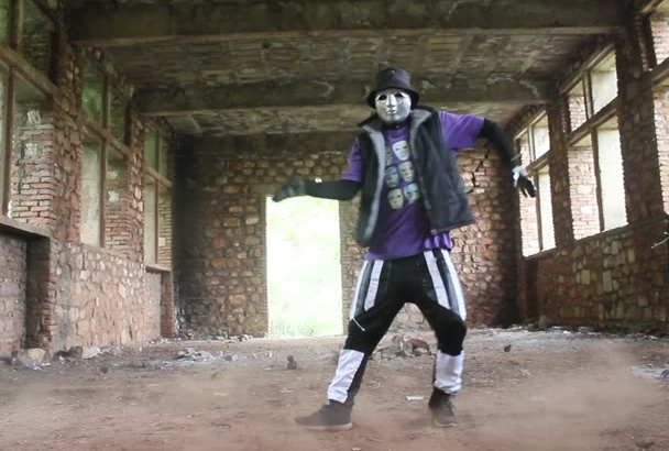 professionally Robot Dance like Jabbawockeez to any Song