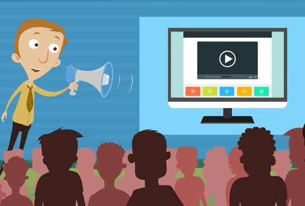 create an explainer video with FREE Voice Over