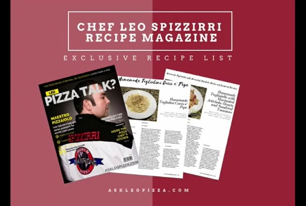 create a custom magazine cover or page