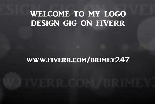 create an ALLURING logo design