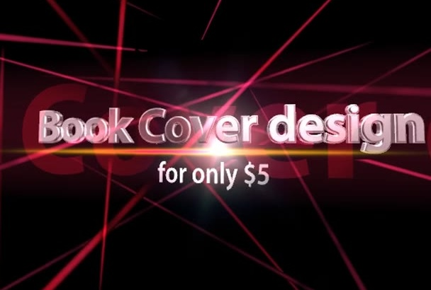 design an awesome book cover