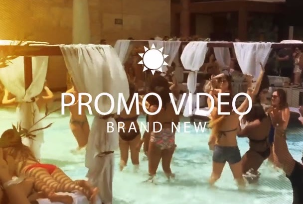 make best parties and events video