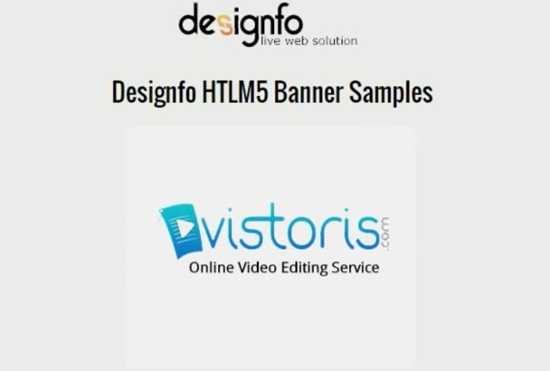 animated HTML5 ad banners for adwords