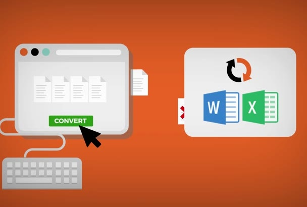 convert your PDFs into Excel