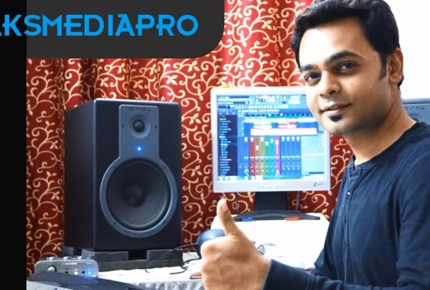 record Professional Male Voiceover in HINDI