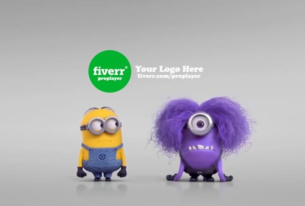 make you evil minion and banana promotional video