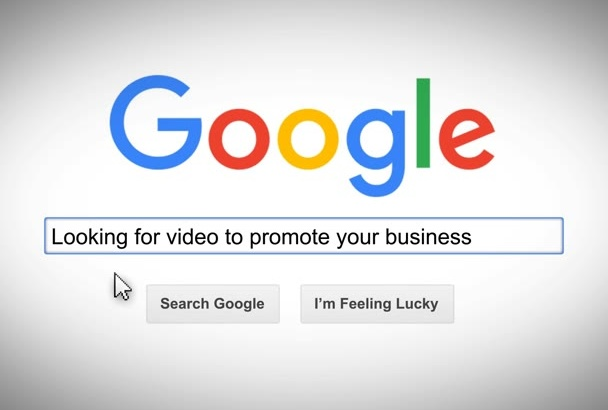 make a Catchy VIDEO to Promote your Business