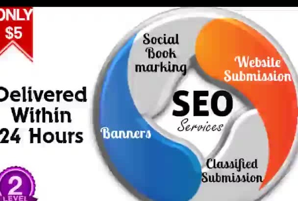 deliver A Complete SEO Package Within 24hrs