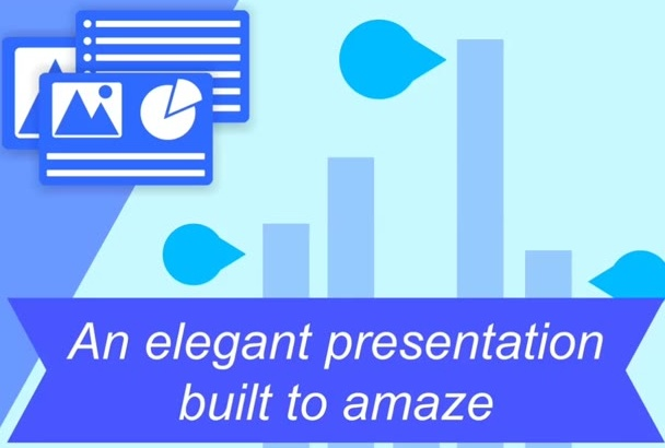 create a professional presentation