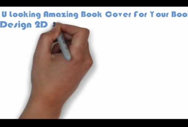 design Book cover in just 12 hours