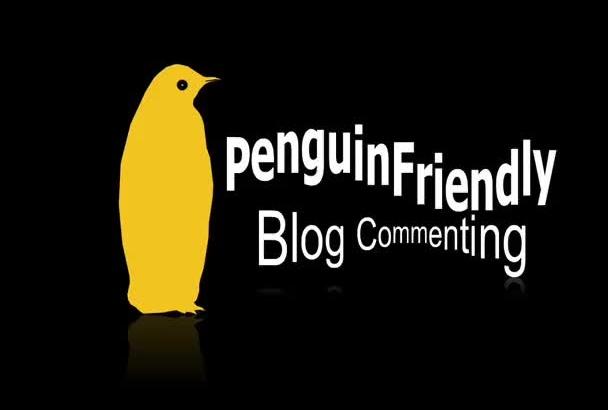 provide BACKLINKS 2PR6 x 4PR5 x 4PR4 x 12PR3 Penguin Friendly Blog Comment