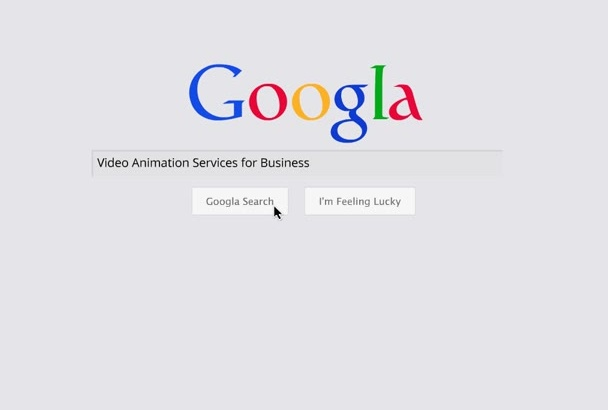 create this Google Search Animation video for your Business