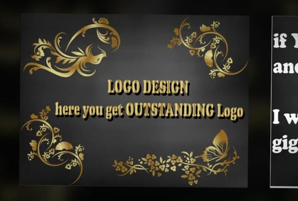 make a logo for your BUSINESS startup