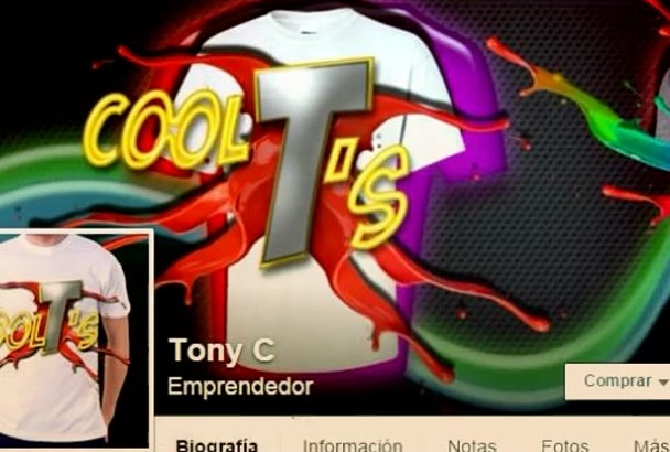 design a Fabulous Facebook Fan Page Cover Pic
