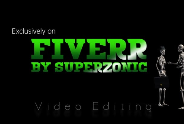 edit your video clips and Perfectly