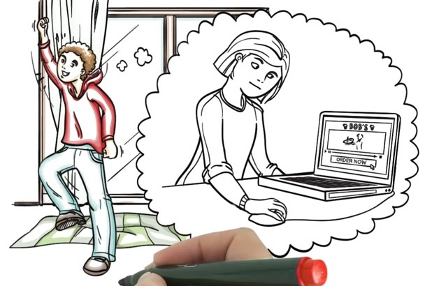 create an all ORIGINAL custom whiteboard video