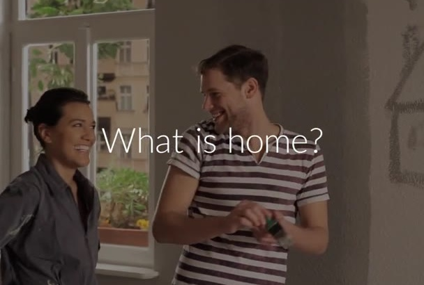 make an HD real estate business promo video