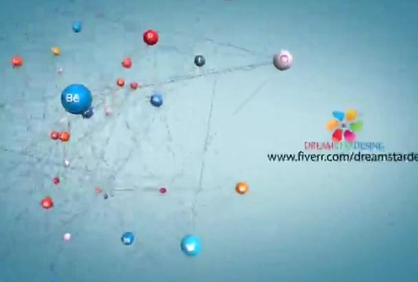 make stunning social media icon introto show