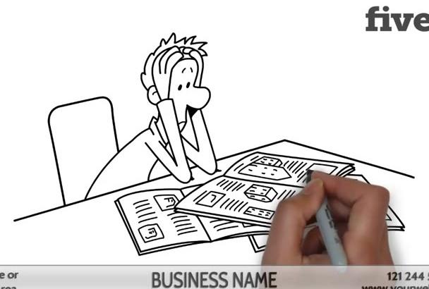 create an EFFECTIVE Realtor Whiteboard Video 6