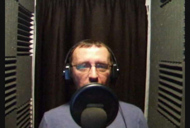 be your favourite Voice Over