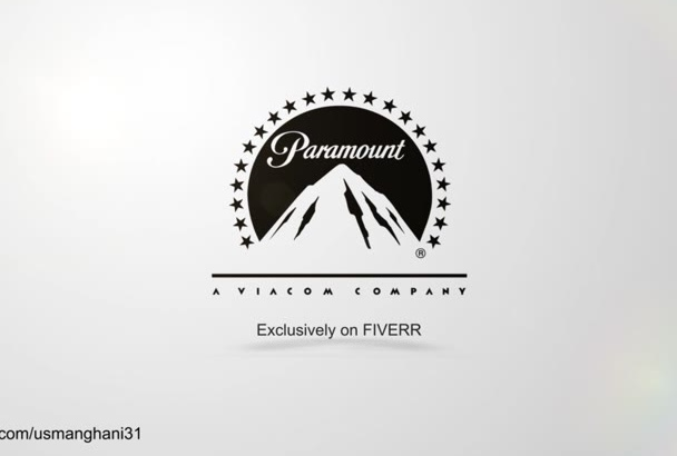 make Professional Logo Animation Video Intro in 24 hours